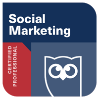 Hoosuite certified professional - Social Marketing