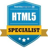 HTML5 Specialist