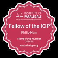 IOP Membership