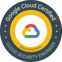 Google Cloud Certified - Professional Cloud Security Engineer
