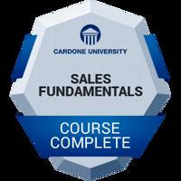 Wsparcie sprzedaży - certyfikat Cardone University