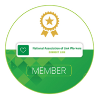 National Association of Link Workers Membership Badge