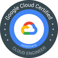 Google Cloud Certified: Associate Cloud Engineer