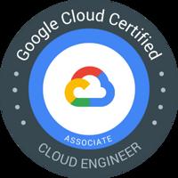 Google Certificate Associate Cloud Enginner