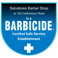 Barbercide Safe Establishment