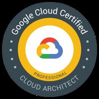 Google Cloud Certifified Professional Cloud Architect