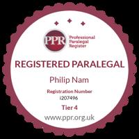 PPR Tier Certificate