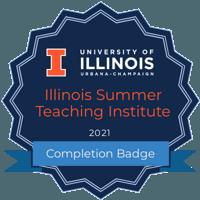 Illinois Summer Teaching Institute 2021