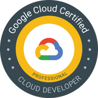 Google Cloud Certified - Professional Cloud Developer