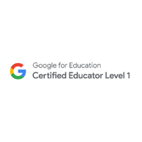 Google for Education Level 1 Certified Educator