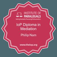 IoP Diploma in Mediation