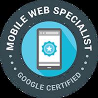 Google Developer Certification Badge
