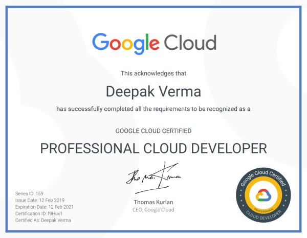 How I Cleared 3 Google Cloud Certifications In 3 Weeks